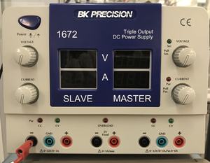 BK Precision 1672 DC supply